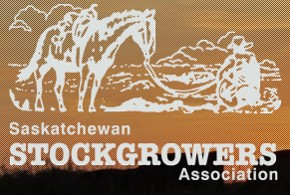Saskatchewan Stock Grower's Association Logo