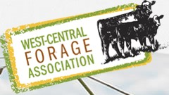 West-Central Forage Association Logo